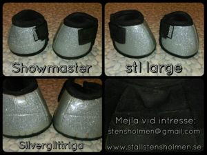 Showmaster glitterboots